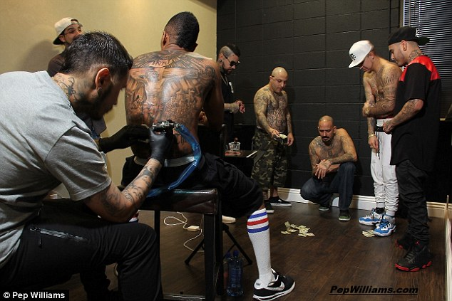 nick cannon tattoo - 768×512
